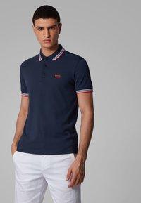 BOSS - PADDY - Polo shirt - dark blue - 2