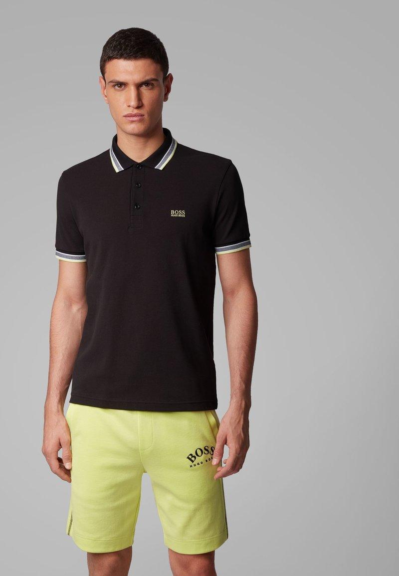 BOSS - PADDY - Poloshirts - black
