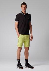 BOSS - PADDY - Poloshirts - black - 1