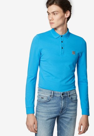 PASSERBY - Polo - blue