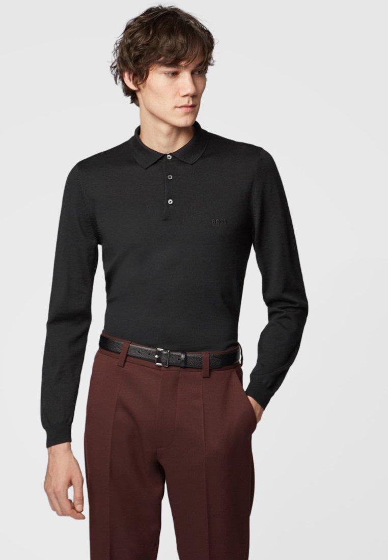 BOSS - BONO - Polo shirt - black
