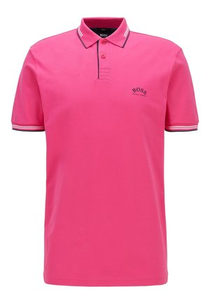 PAUL CURVED - Polo shirt - pink
