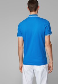 BOSS - PAUL CURVED - Poloshirts - blue - 2