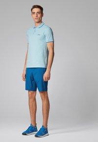 BOSS - PAUL CURVED - Poloshirt - dark blue - 1