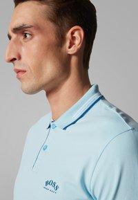 BOSS - PAUL CURVED - Poloshirt - dark blue - 3