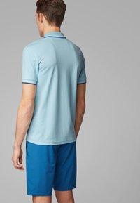 BOSS - PAUL CURVED - Poloshirt - dark blue - 2