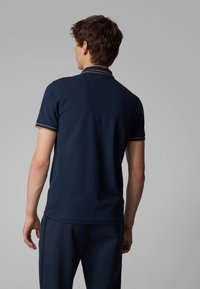 BOSS - PAUL CURVED - Polo shirt - dark blue - 3