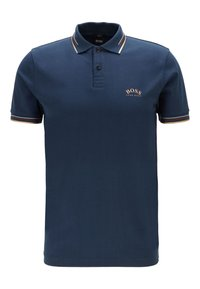 BOSS - PAUL CURVED - Polo shirt - dark blue - 0