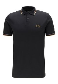 BOSS - PAUL CURVED - Polo shirt - anthracite - 0