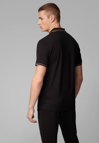 BOSS - PAUL CURVED - Polo shirt - anthracite - 3