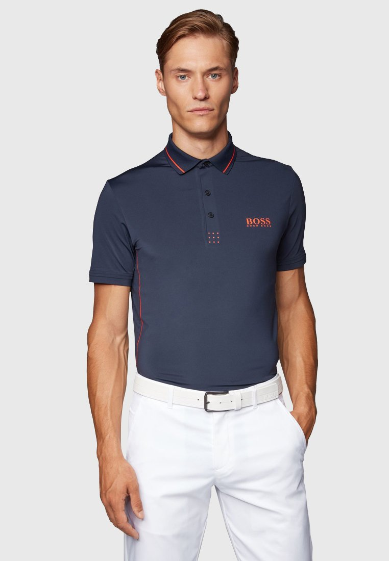 BOSS - PAULE MK - Polo shirt - dark blue