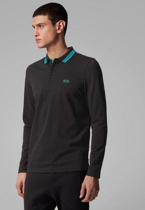 PLISY - Poloshirt - black