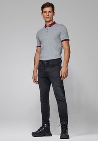 BOSS - PCHECK - Polo shirt - grey - 1