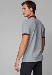BOSS - PCHECK - Polo shirt - grey - 2