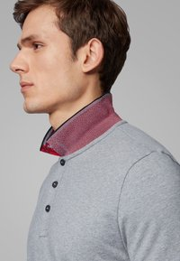 BOSS - PCHECK - Polo shirt - grey - 3