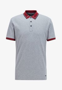 BOSS - PCHECK - Polo shirt - grey - 4