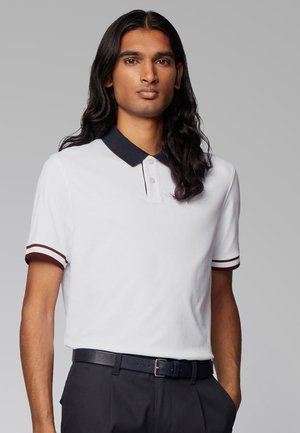 PARLAY - Poloshirts - white