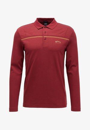 PLEESY - Polo shirt - dark pink