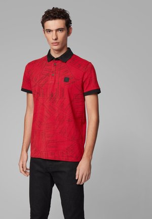 PAIOS - Polo shirt - red