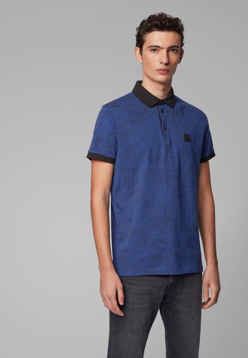 BOSS - PAIOS - Polo shirt - dark blue