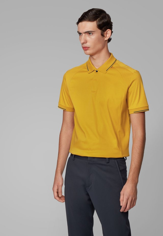 PHILLIPSON 80_PS - Polo shirt - gold