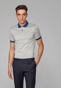BOSS - PENROSE 22 - Polo shirt - open grey - 0