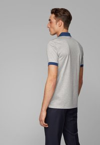 BOSS - PENROSE 22 - Polo shirt - open grey - 2