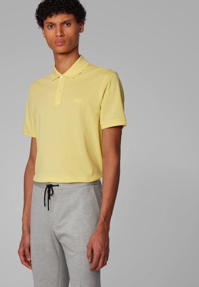 PALLAS - Polo - yellow
