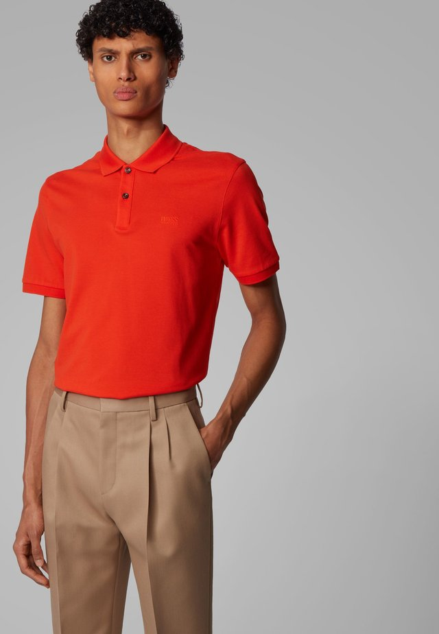 PALLAS - Polo shirt - orange