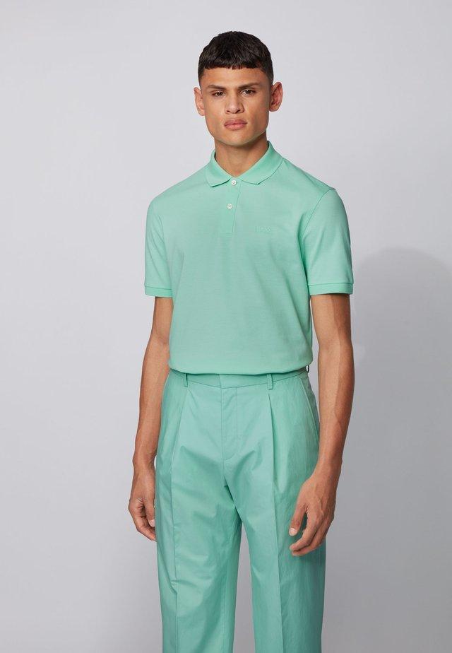 PALLAS - Polo shirt - evergreen
