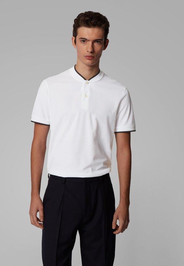 PRATT 03 - Poloshirt - white