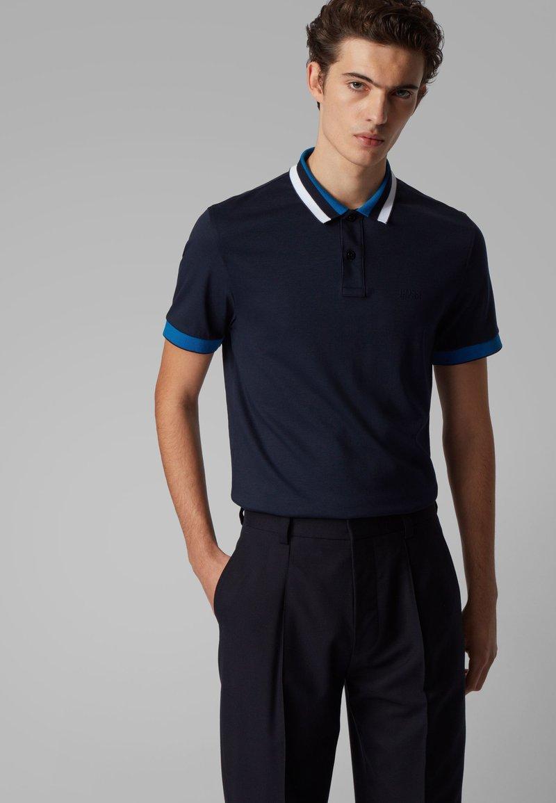 BOSS - PHILLIPSON 67 - Polo - dark blue