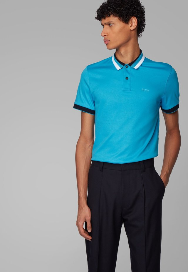 PHILLIPSON 67 - Polo - turquoise