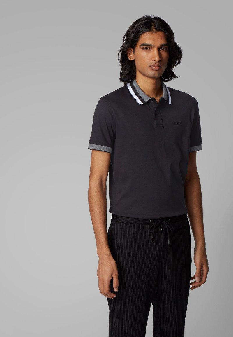 BOSS - PHILLIPSON 67 - Poloshirt - black