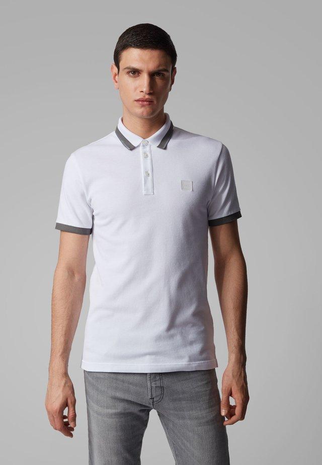 PTRANS - Polo shirt - white