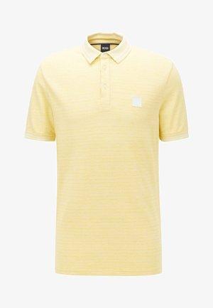 PSELF - Polo shirt - yellow