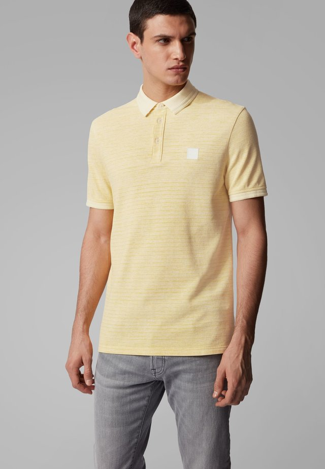 PSELF - Polo shirt - yellow