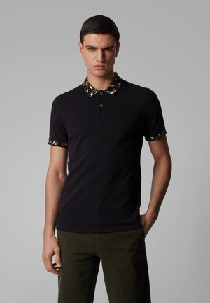 PIXL - Polo shirt - black