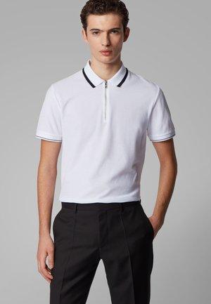 POLSTON 15 - Poloshirts - white