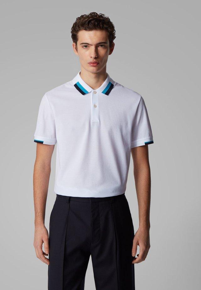 PARLAY 66 - Polo shirt - white
