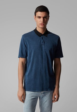 PWASH - Polo shirt - dark blue