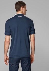 BOSS - PADDY MK - Polo shirt - dark blue - 2