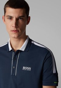 BOSS - PADDY MK - Polo shirt - dark blue - 3