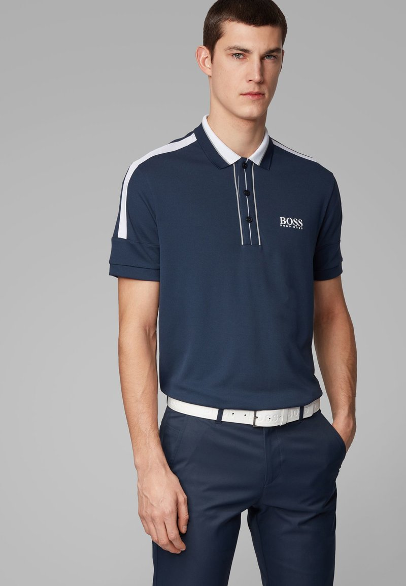 BOSS - PADDY MK - Polo shirt - dark blue