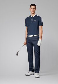 BOSS - PADDY MK - Polo shirt - dark blue - 1