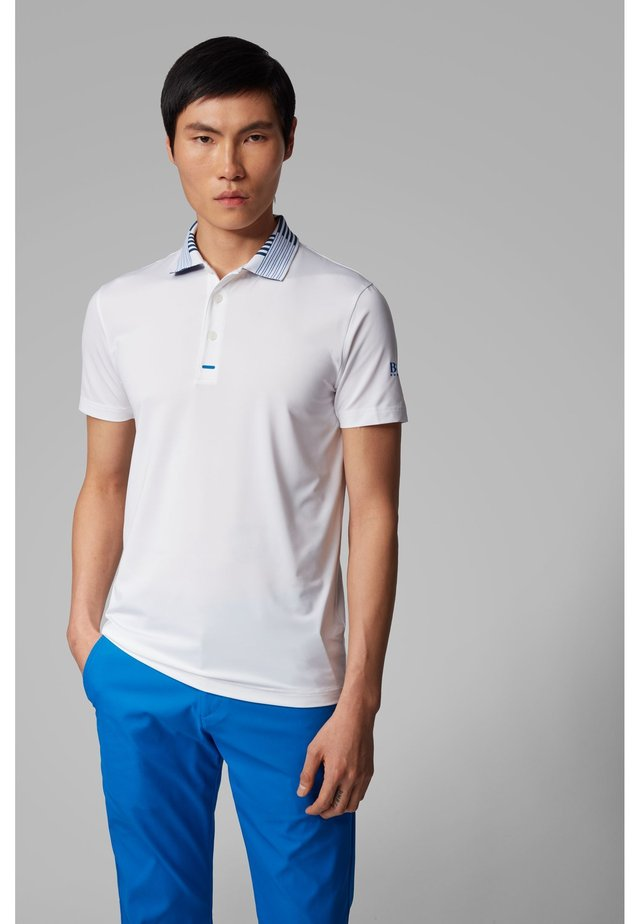 PAULETCH PRO SL - Polo shirt - white