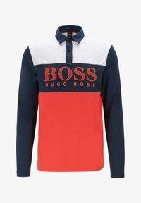 BOSS - PLISY 1 - Polo shirt - red - 3