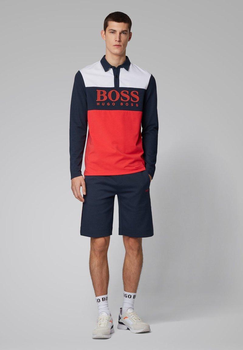 BOSS - PLISY 1 - Polo shirt - red