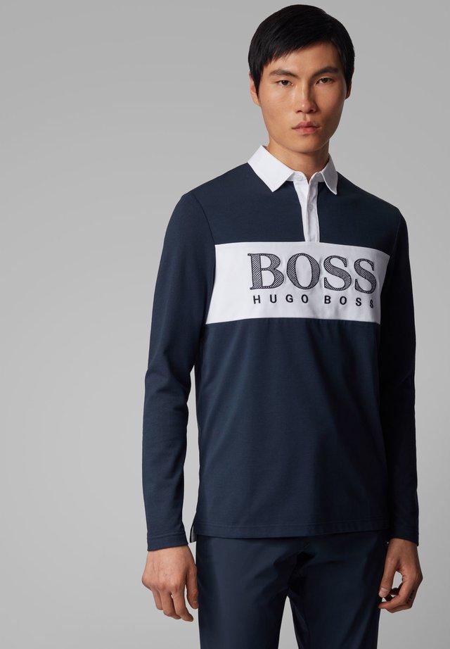 PLISY 1 - Polo shirt - dark blue