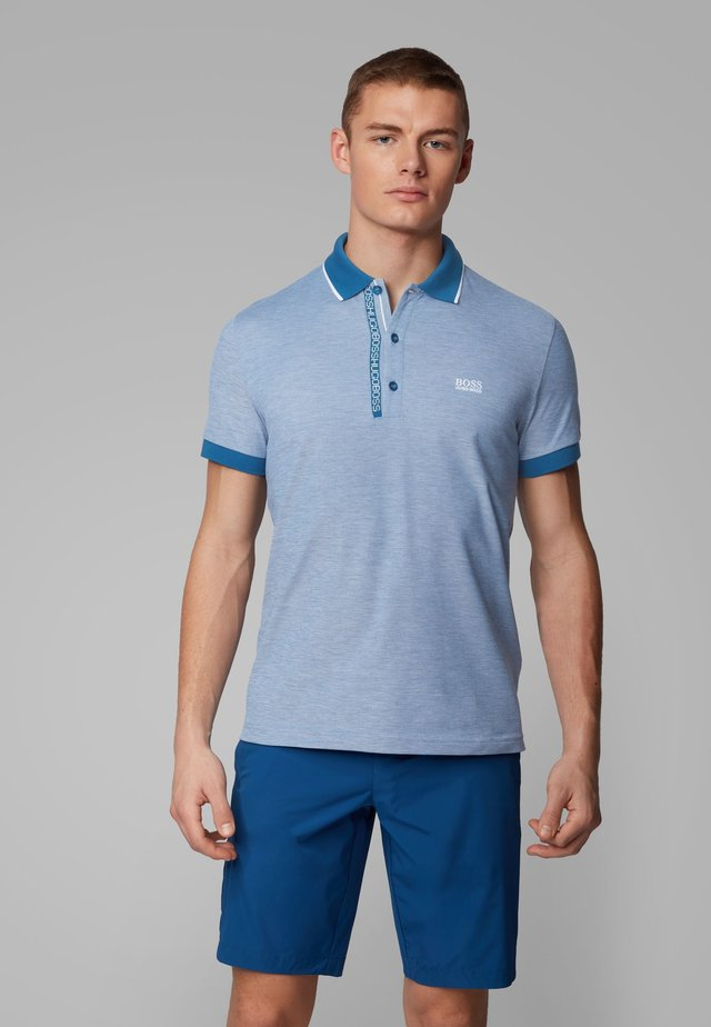 PAULE 4 - Polo shirt - blue